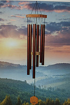 Wind chimes for those who like their neighbors.